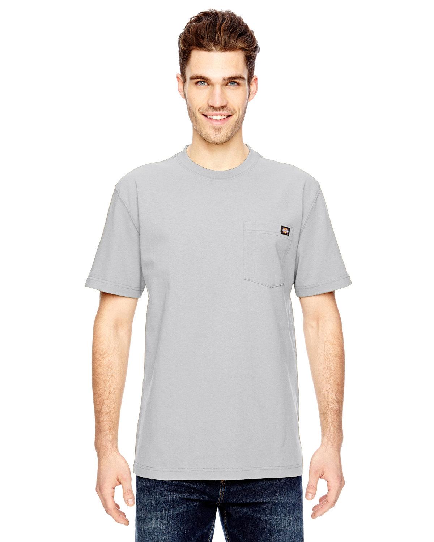 Dickies Unisex Short-Sleeve Heavyweight T-Shirt WHITE