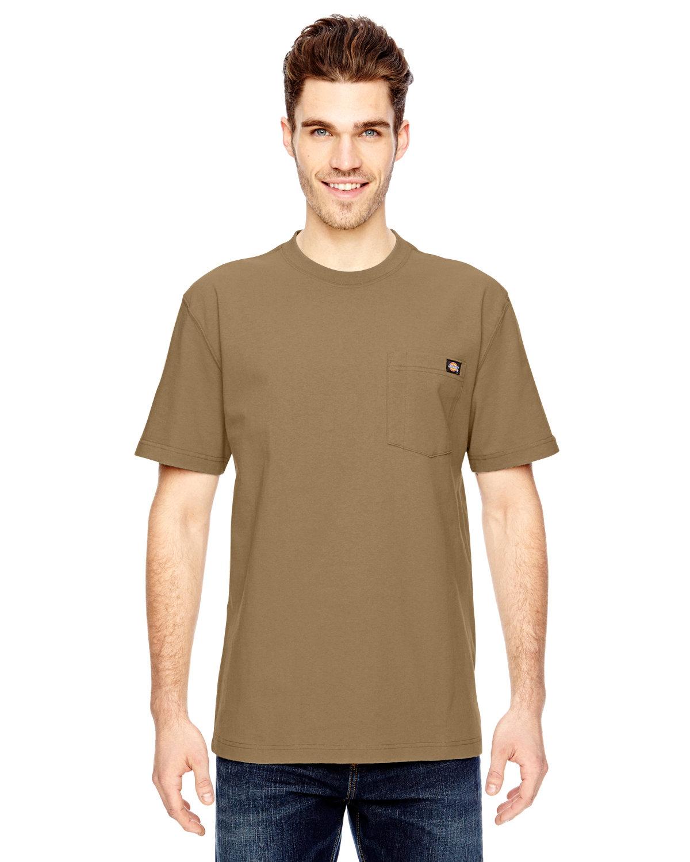 Dickies Unisex Short-Sleeve Heavyweight T-Shirt DESERT SAND