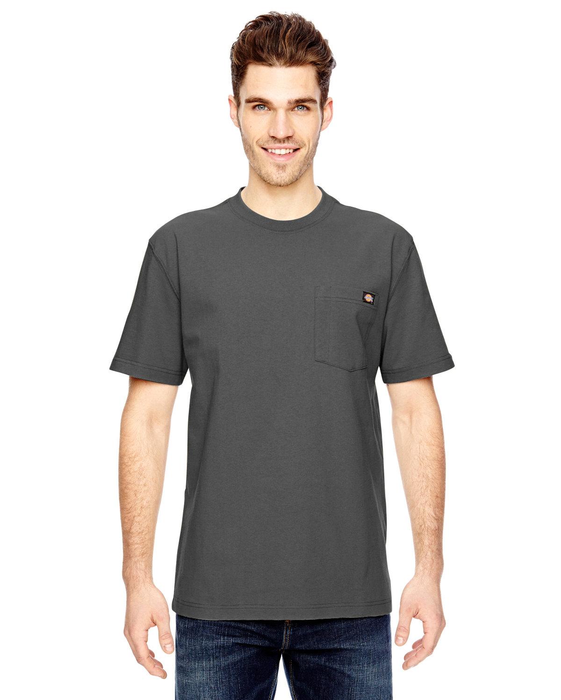 Dickies Unisex Short-Sleeve Heavyweight T-Shirt CHARCOAL