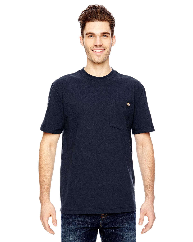 Dickies Unisex Short-Sleeve Heavyweight T-Shirt DARK NAVY