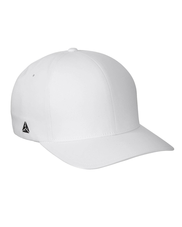 Flexfit Adult Delta X-Cap WHITE