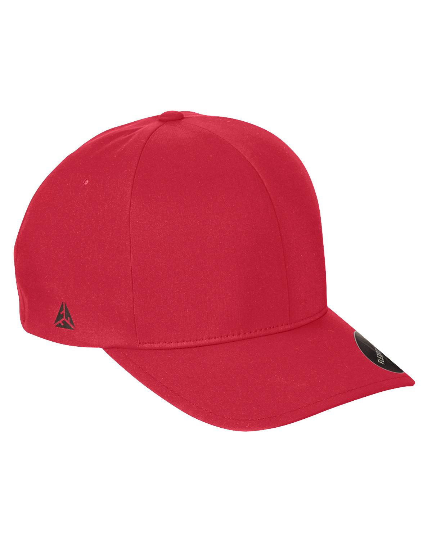 Flexfit Adult Delta X-Cap RED