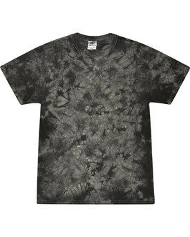 Tie-Dye Crystal Wash T-Shirt