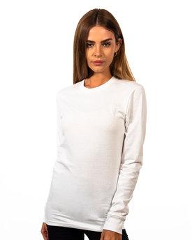 Next Level Unisex Ideal Heavyweight Long-Sleeve T-Shirt