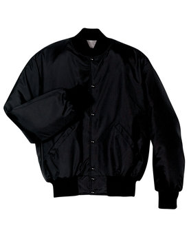 Holloway Adult Polyester Full Snap Heritage Jacket