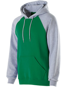 Holloway Adult Cotton/Poly Fleece Banner Hoodie