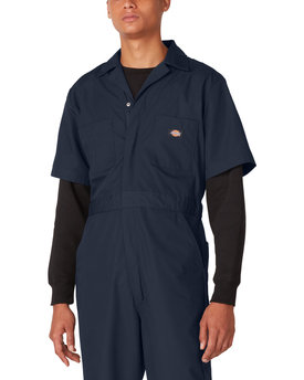 Dickies 5 oz. Short-Sleeve Coverall