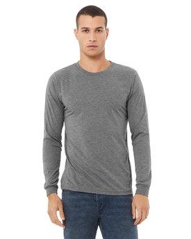 Bella + Canvas Unisex Jersey Long-Sleeve T-Shirt