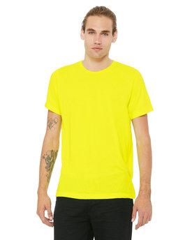 Bella + Canvas Unisex Poly-Cotton Short-Sleeve T-Shirt