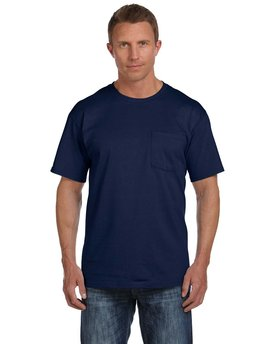 Fruit of the Loom Adult HD Cotton™ Pocket T-Shirt