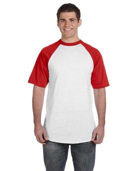 Augusta Sportswear Adult Short-Sleeve Baseball Jersey