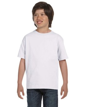 Hanes Youth Comfortsoft® Cotton T-Shirt
