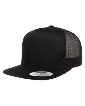 Yupoong Adult 5-Panel Classic Trucker Cap
