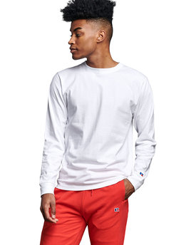 Russell Athletic Unisex Cotton Classic Long-Sleeve T-Shirt