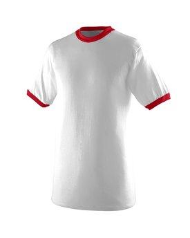 Augusta Drop Ship Youth Ringer T-Shirt