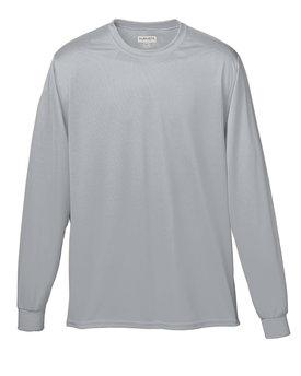 Augusta Sportswear Adult Wicking Long-Sleeve T-Shirt