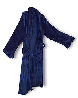 Alpine Fleece Mink Touch Luxury Robe