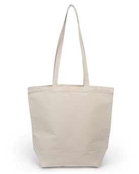 Liberty Bags Star of India CottonCanvas Tote