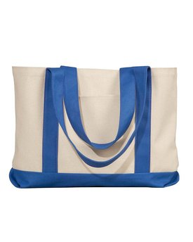 Liberty Bags Leeward Canvas Tote