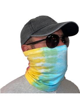 Tie-Dye Adult Gaiter