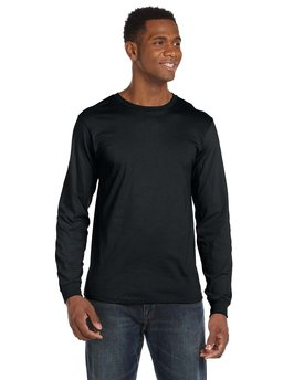 Anvil Adult Lightweight Long-Sleeve T-Shirt