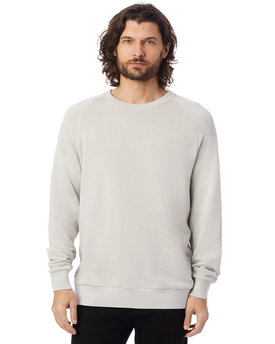 Alternative Unisex 6.5 oz., Champ Washed French Terry Crewneck Sweatshirt