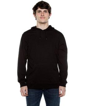 Beimar Drop Ship Unisex 4.5 oz. Long-Sleeve Jersey Hooded T-Shirt
