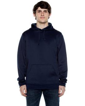 Beimar Drop Ship Unisex 9 oz. Polyester Air Layer Tech Pullover Hooded Sweatshirt