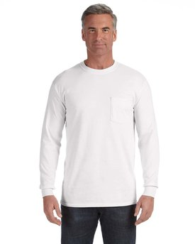 Comfort Colors Adult Heavyweight RS Long-Sleeve Pocket T-Shirt