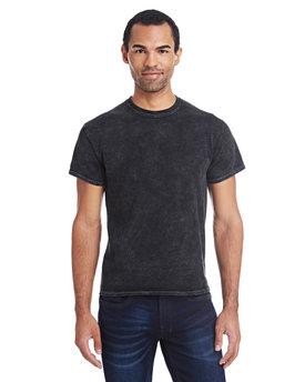 Tie-Dye Adult 100% Cotton Vintage Wash T-Shirt