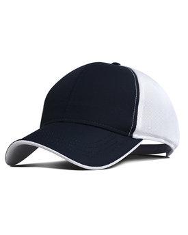 Fahrenheit Performance Pearl Nylon Mesh Back Cap