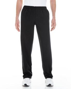 Gildan Adult Heavy Blend™ Adult 8 oz. Open-Bottom Sweatpants with Pockets