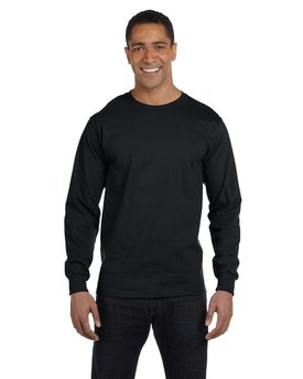 Gildan Adult 5.5 oz., 50/50 Long-Sleeve T-Shirt