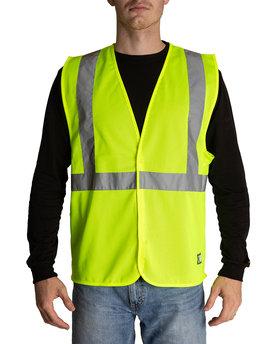 Berne Adult Hi-Vis Class 2 Economy Vest