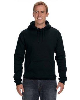 J America Adult Premium Fleece Pullover Hooded Sweatshirt