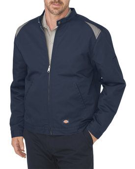 Dickies Unisex Industrial Insulated Color Block Shop Jacket