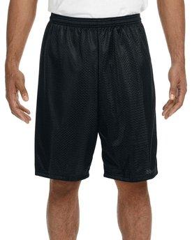 A4 Adult Tricot Mesh Short