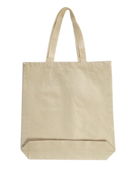 OAD Medium 12 oz Gusseted Tote