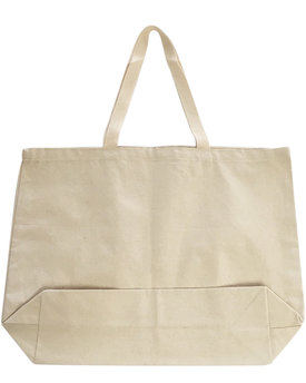 OAD Jumbo 12 oz Gusseted Tote
