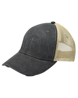 Adams Distressed Ollie Cap
