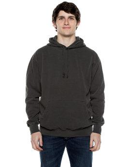 Beimar Drop Ship Unisex 8.25 oz. 80/20 Cotton/Poly Pigment-Dyed Hooded Sweatshirt