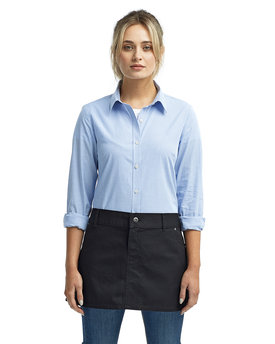 Artisan Collection by Reprime Unisex Cotton Chino Waist Apron