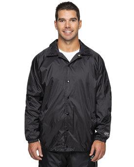 Rawlings Drop Ship Adult Nylon Taffeta Coaches Jacket