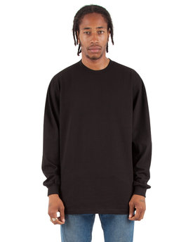 Shaka Wear Drop Ship Adult 7.5 oz., Max Heavyweight Long-Sleeve T-Shirt