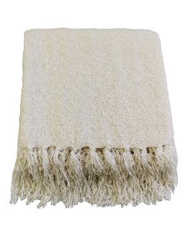 Kanata Blanket Tuscany Bouclé Throw