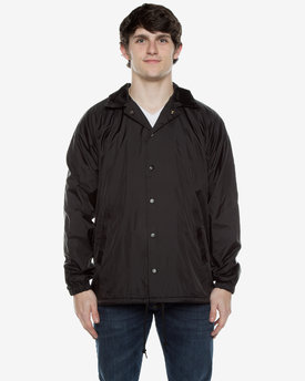 Beimar Drop Ship Unisex Nylon Coaches Jacket