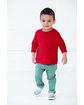 Rabbit Skins Toddler Long-Sleeve T-Shirt  Lifestyle