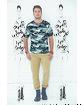 Code Five Men's Camo T-Shirt  Lifestyle