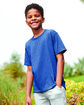 Fruit of the Loom Youth HD Cotton™ T-Shirt  Lifestyle