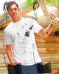 Fruit of the Loom Adult HD Cotton™ Pocket T-Shirt  Lifestyle
